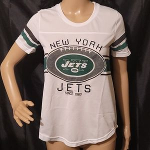 Nyj Womens Ultra game mesh jersey